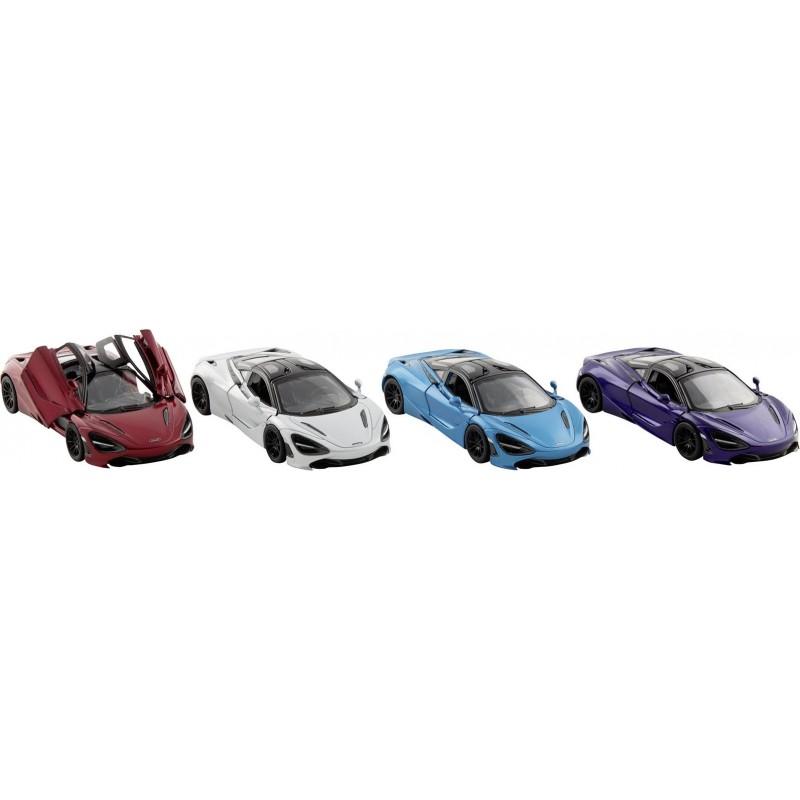 McLaren 720S, en métal, 1:36, L 12,5 cm - Voiture miniature à prix de gros