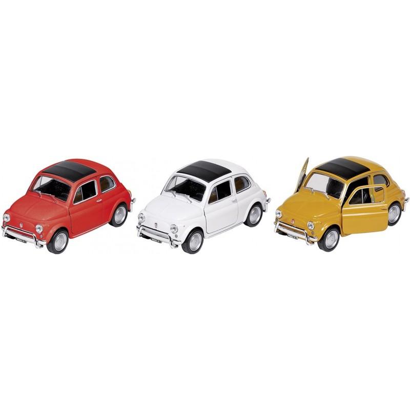 Fiat Nuova 500, 1:34-39, L 10,8 cm - Voiture miniature à prix de gros