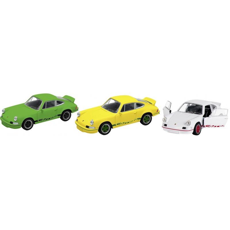 Porsche Carrera RS 1973, en métal, 1:34-39, L 11,5 cm - Voiture miniature à prix de gros
