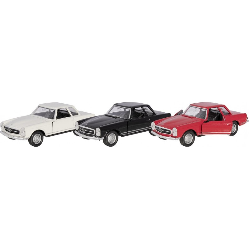Mercedes-Benz 230SL 1963, 1:34-39, L 12 cm à prix grossiste - Voiture miniature à prix de gros