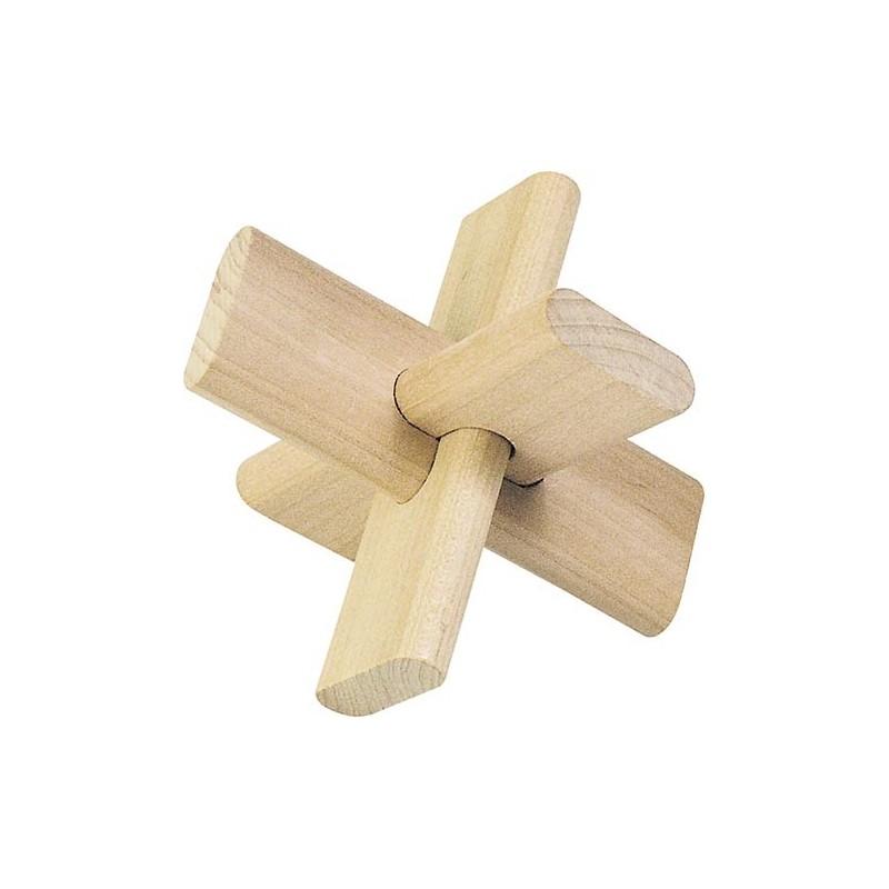 La croix, puzzle - Jeu en bois à prix grossiste