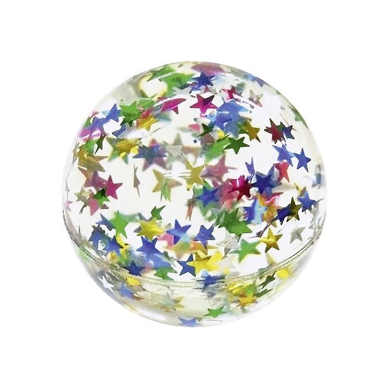 Balles rebondissantes étoiles à prix de gros - Balle rebondissante à prix grossiste