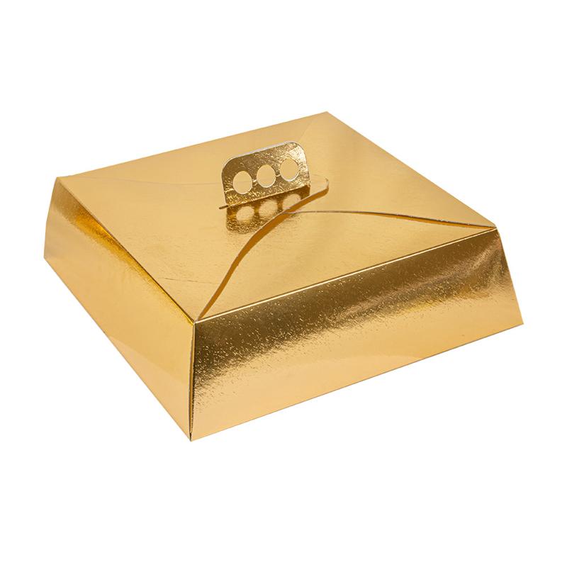 Lot de 50 Boîtes Gâteaux - Boîte à biscuits à prix grossiste