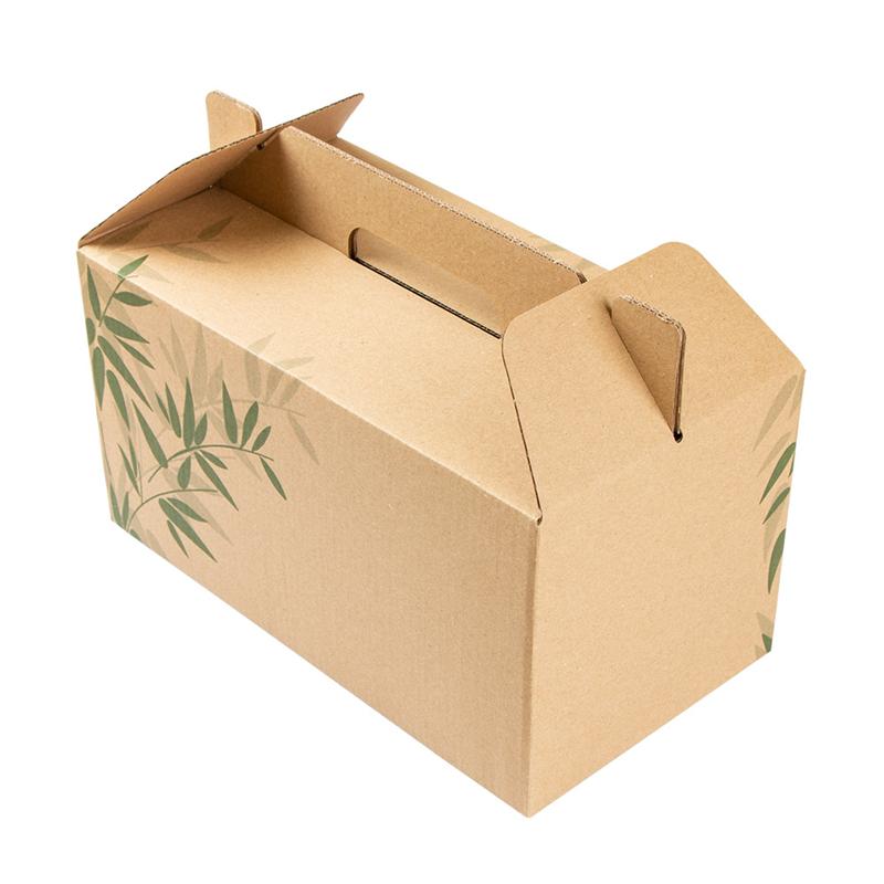 Lot de 100 Boîtes Transport De Repas - Boîte déjeuner à prix de gros