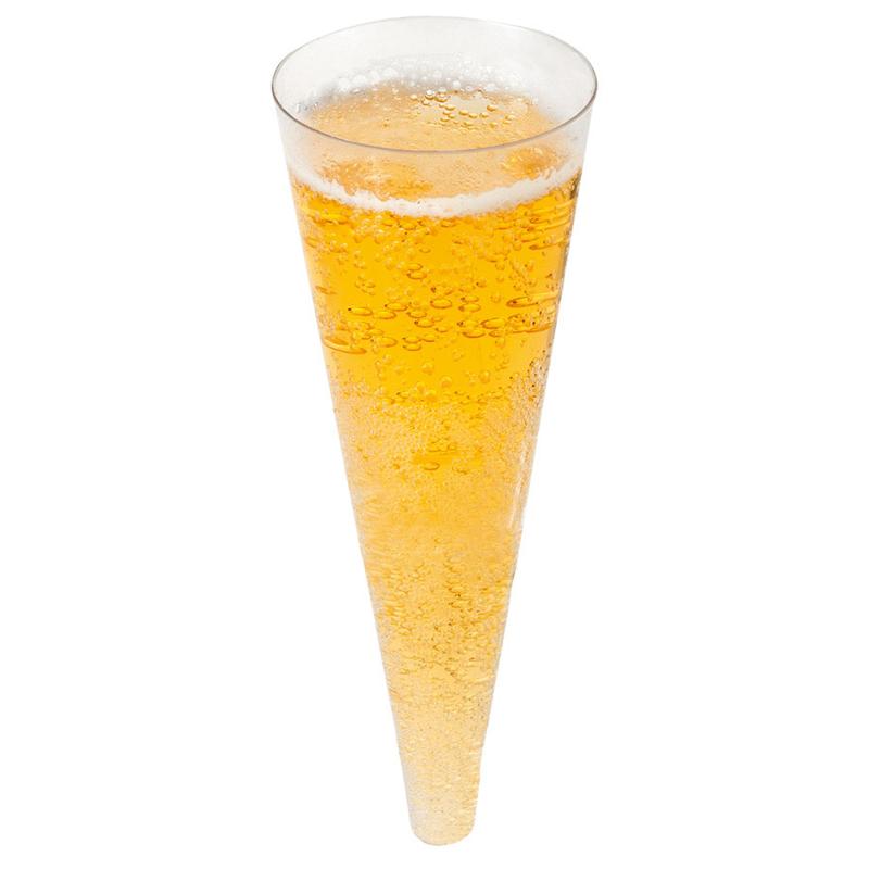 Lot de 576 Cônes Pour Champagne à prix de gros - flute à champagne à prix grossiste