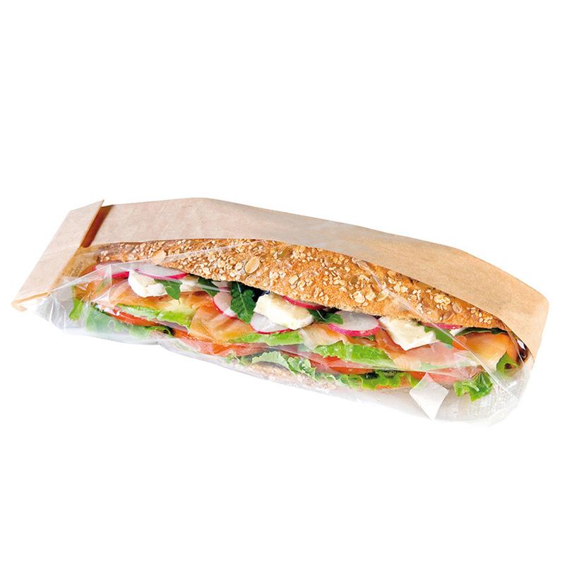 Lot de 250 Sachets Pour Sandwiches 40 G/M2 à prix de gros - sachet sandwich à prix grossiste