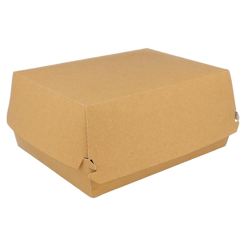 Lot de 300 Boîtes Lunch Box 300 G/M2 à prix grossiste - Boîte déjeuner à prix de gros