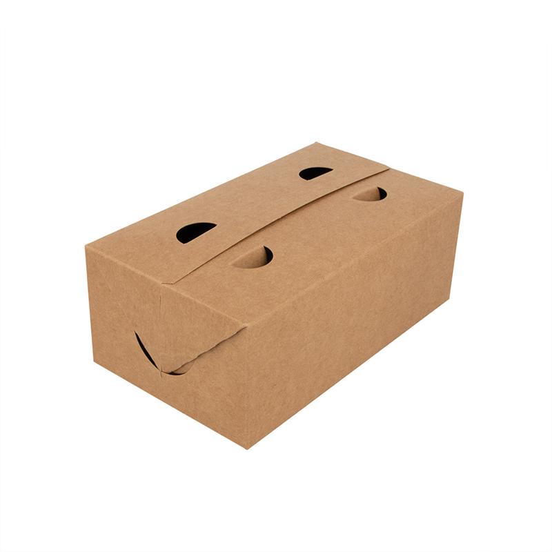 Lot de 50 Boîtes Repas À Emporter 300 G/M2 - Boîte déjeuner à prix de gros
