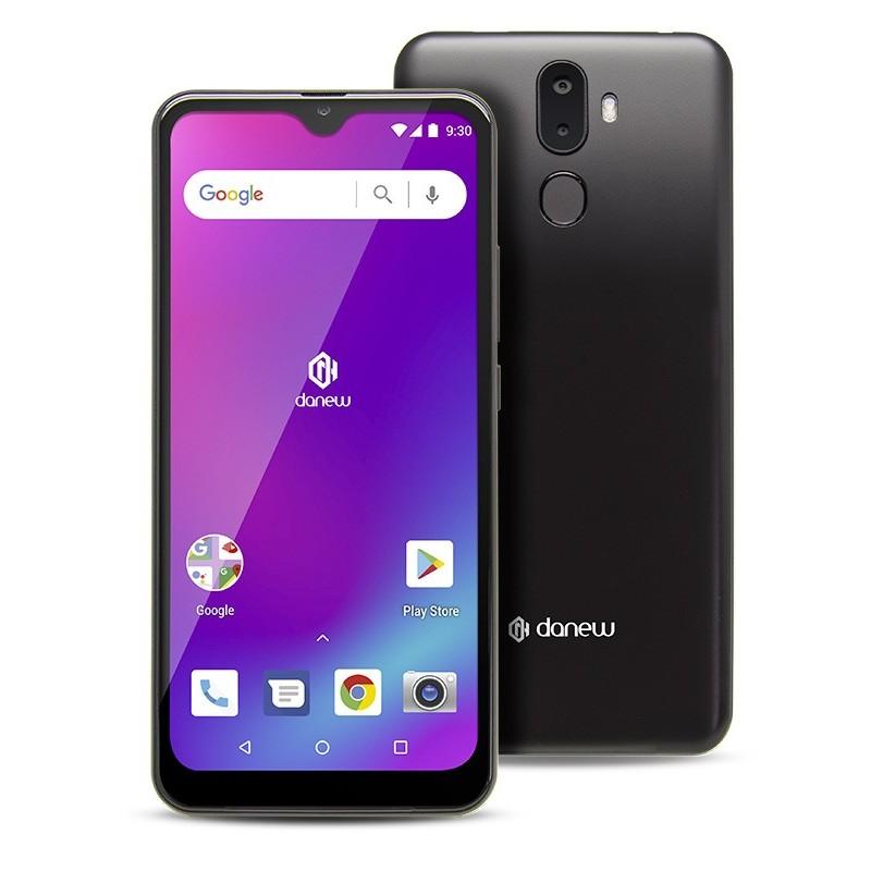 Smartphone Danew Konnect 607 noir à prix grossiste - smartphone à prix de gros