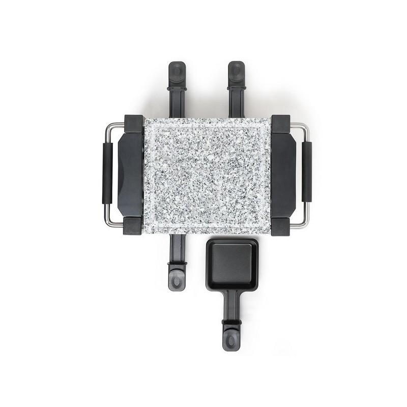 LIVOO - Appareil à raclette 4 personnes à prix grossiste - appareil à raclette à prix de gros