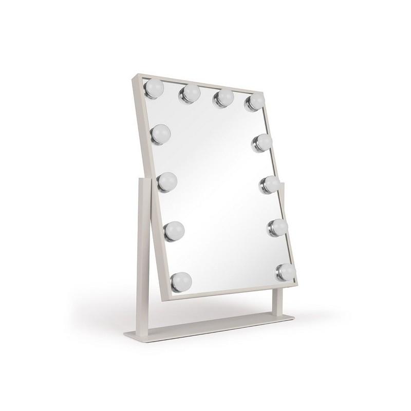 LIVOO - Miroir maquillage Hollywood - Miroir à prix grossiste