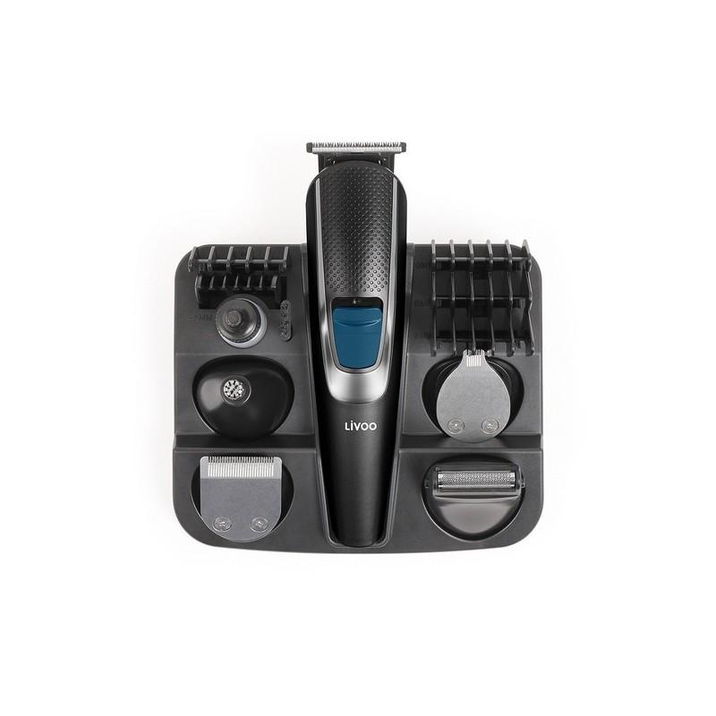 LIVOO - Set tondeuse multifonction à prix grossiste - tondeuse barbe et cheveux à prix de gros
