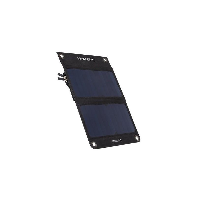 X-MOOVE - Panneau solaire pliable Solargo Trek - Chargeur solaire à prix de gros