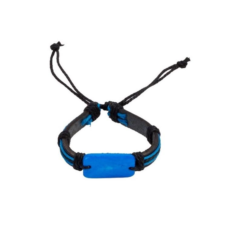 Bracelet KARIM - Bracelet en tissu à prix grossiste