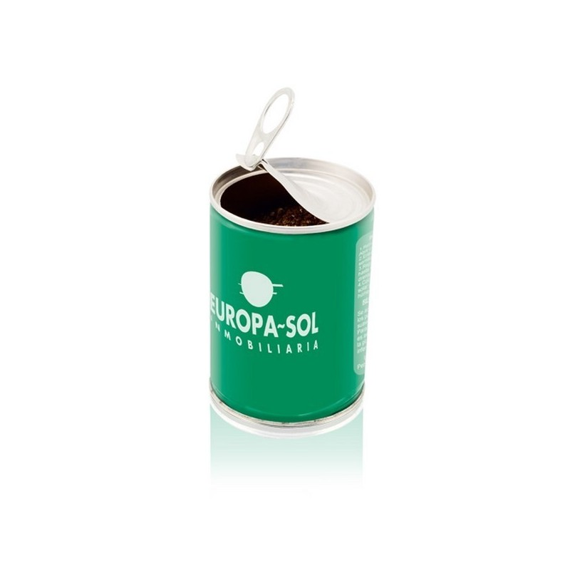 Boîte Conserve FLOWCAN à prix grossiste - Graine à planter à prix de gros