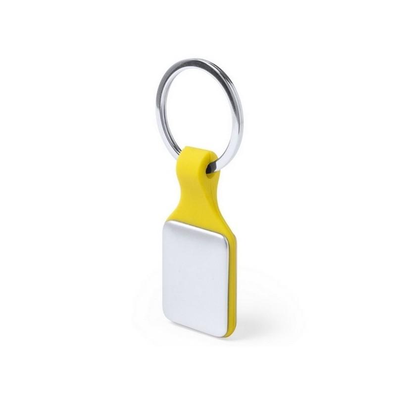 Porte-Clés KAELIS - Porte-clés 2 matières à prix de gros
