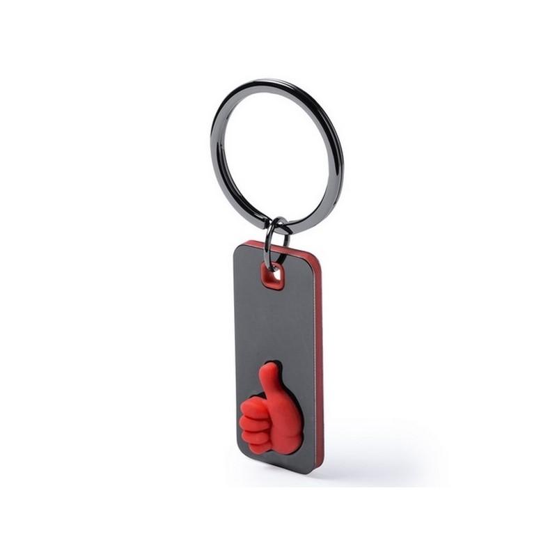 Porte-Clés HOKEY à prix grossiste - Porte-clés 2 matières à prix de gros