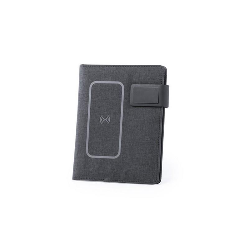 Bloc Notes Power Bank USB MALVET - carnet à prix grossiste