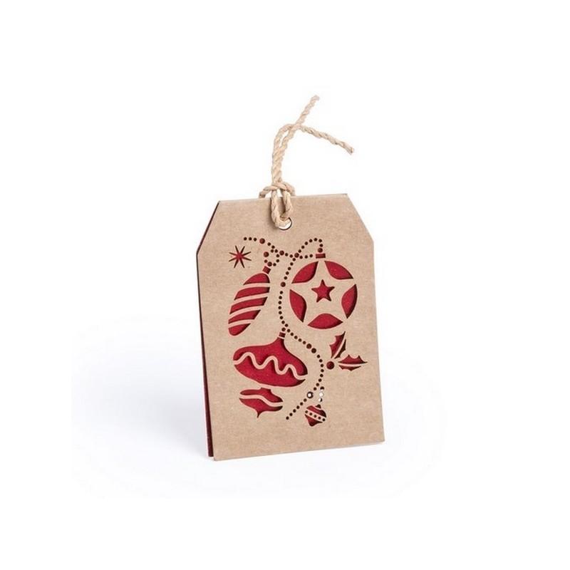 Ornement Noël GOSLAK - Accessoire de noël à prix grossiste