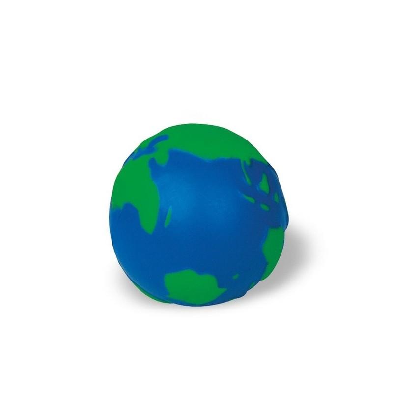 MONDO - Balle anti-stress terre - Balle à prix grossiste