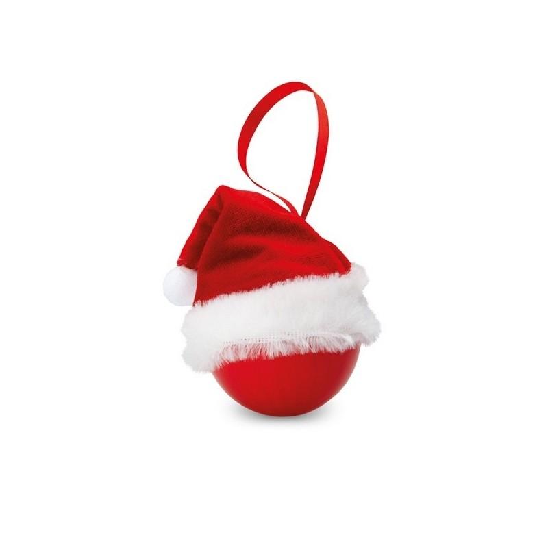 BOLIHAT - Boule de Noël avec bonnet de P à prix de gros - Accessoire de noël à prix grossiste