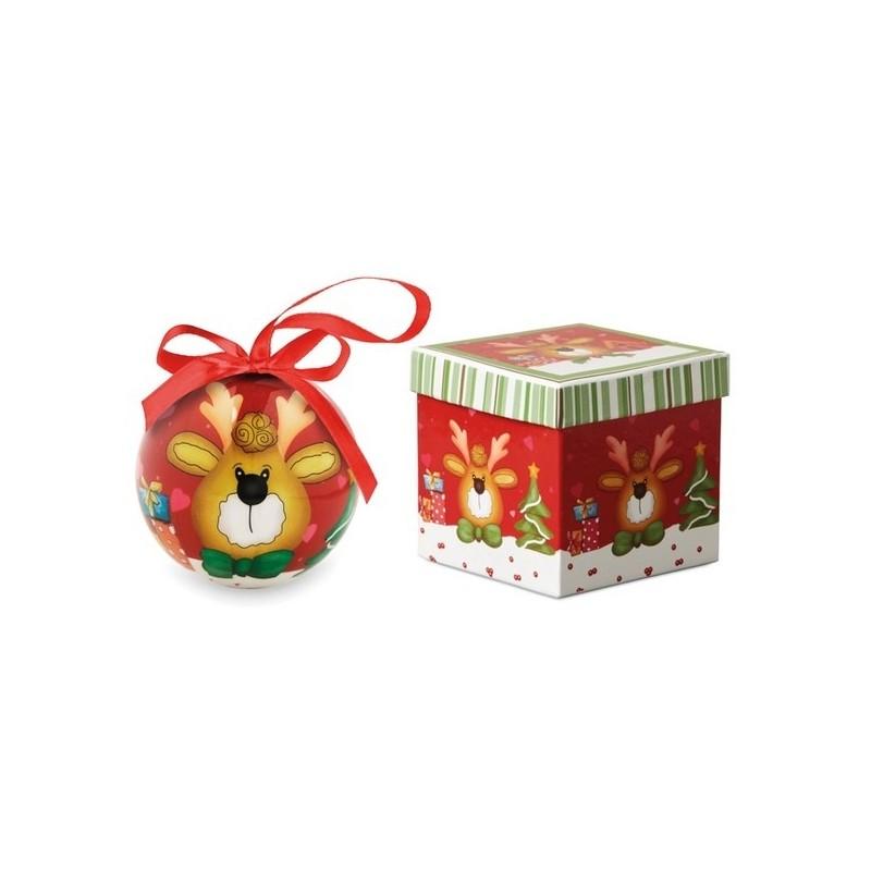RENDY - Boule de Noël et boîte. à prix de gros - Accessoire de noël à prix grossiste