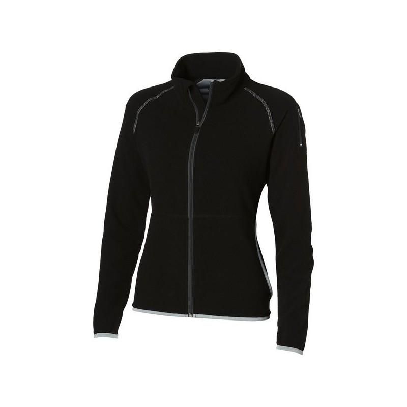 Veste micro-polaire full zip femme Drop Shot - Slazenger - Accessoire de nautisme à prix grossiste