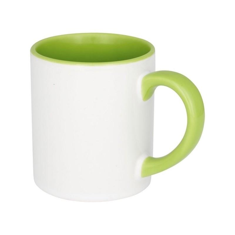 Tasse Pix de 250 ml de style pop pour marquage sublimation - Bullet à prix grossiste - mug en céramique ou porcelaine à prix de gros