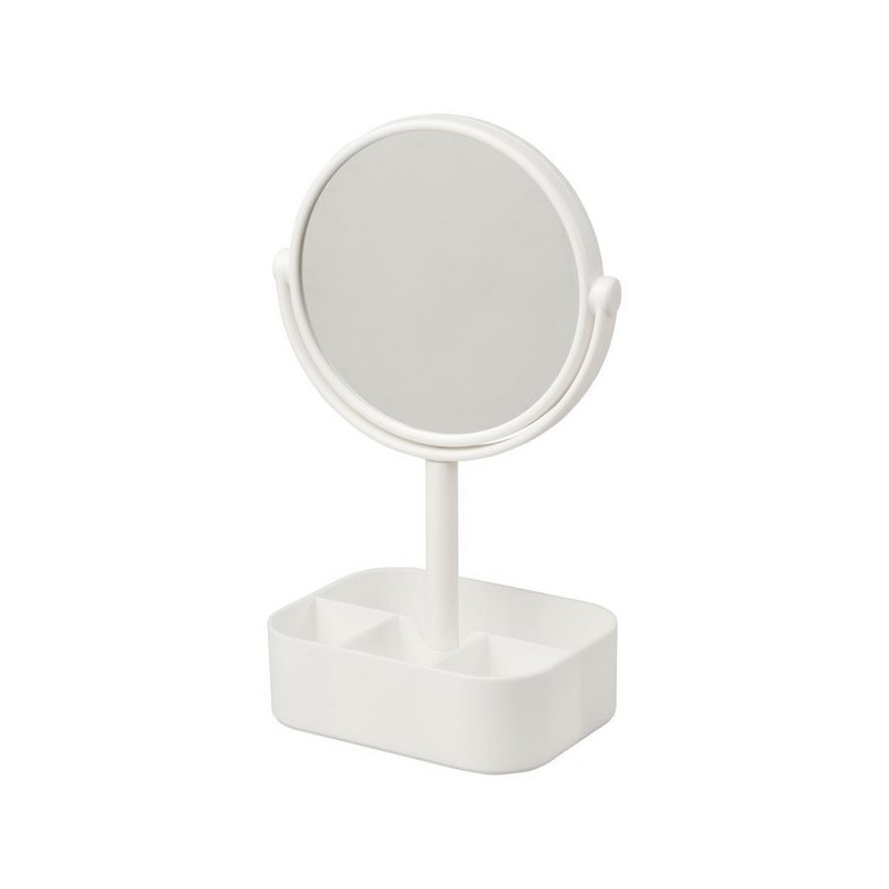 Miroir de beauté Laverne - Bullet - Miroir à prix de gros