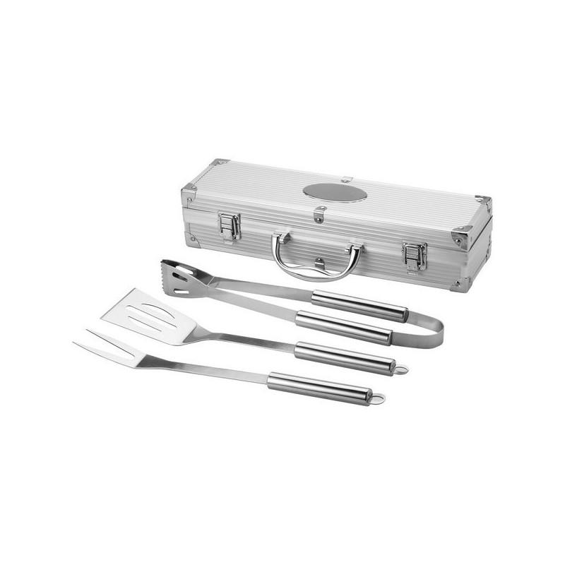 Set à barbecue 3 pièces Satay - Bullet - Accessoire pour barbecue à prix de gros