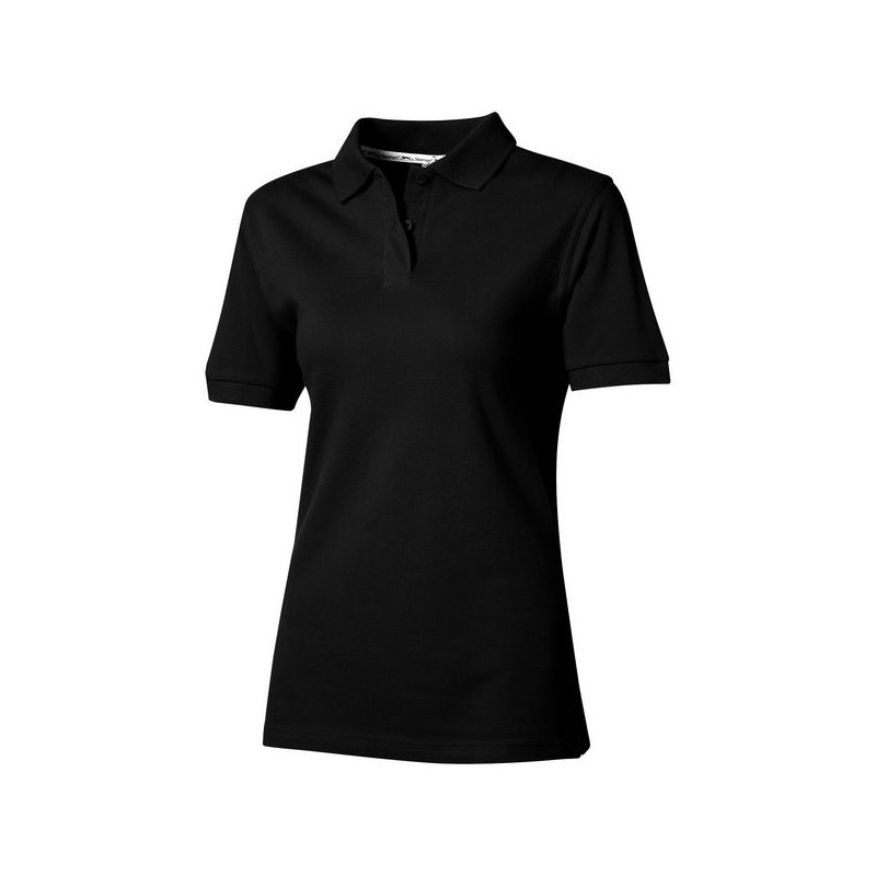 Polo manches courtes femme Forehand - Slazenger - Polo manches courtes à prix grossiste