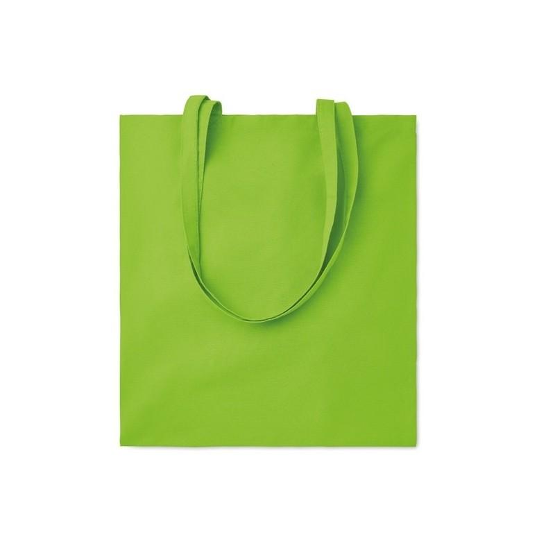 COTTONEL COLOUR - Sac shopping coton 105gr/m² à prix grossiste - Sac à prix de gros