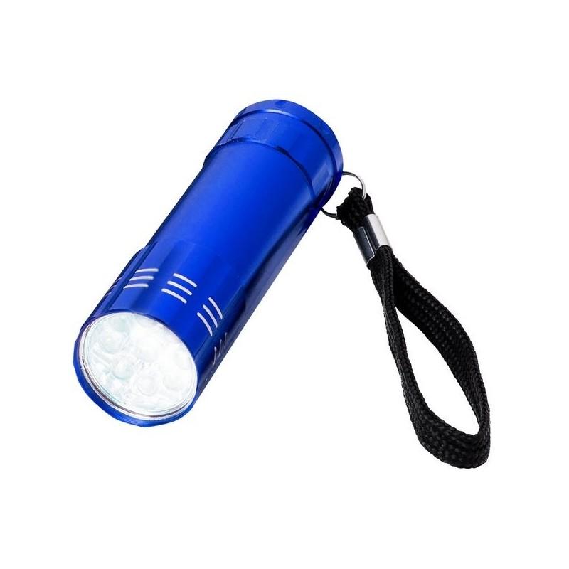 Lampe torche 9 LED Leonis - Bullet à prix de gros - Lampe led à prix grossiste