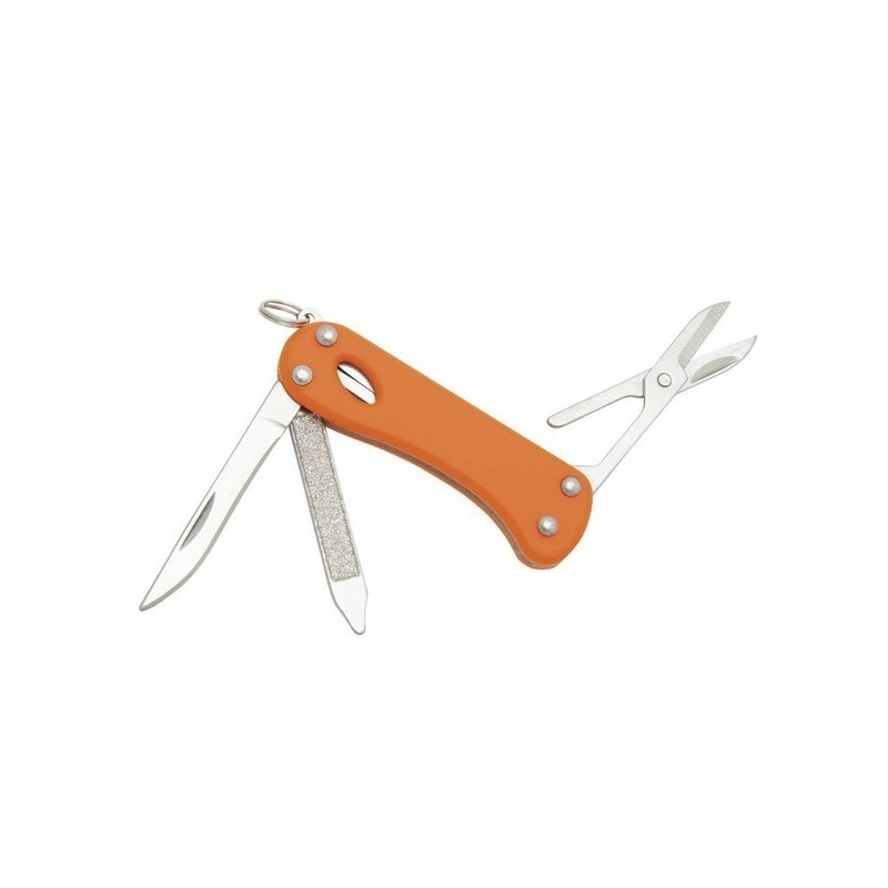 Couteau multifonctions 'Mini Barrow', 5 fonctions - Couteau multi-fonctions à prix grossiste