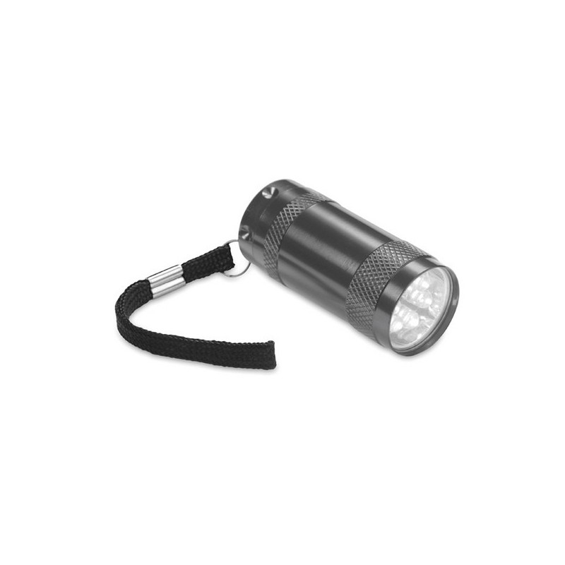TEXAS - Lampe torche avec lanyard. - Lampe de poche à prix grossiste