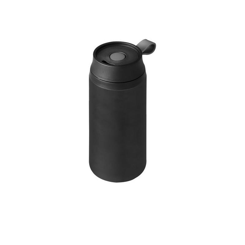 Bidon isotherme garanti anti-fuites Flow 350ml - Avenue - Bouteille isotherme à prix grossiste