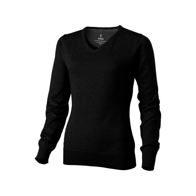 Pullover Col V femme Spruce - Elevate à prix de gros - Pull femme à prix grossiste