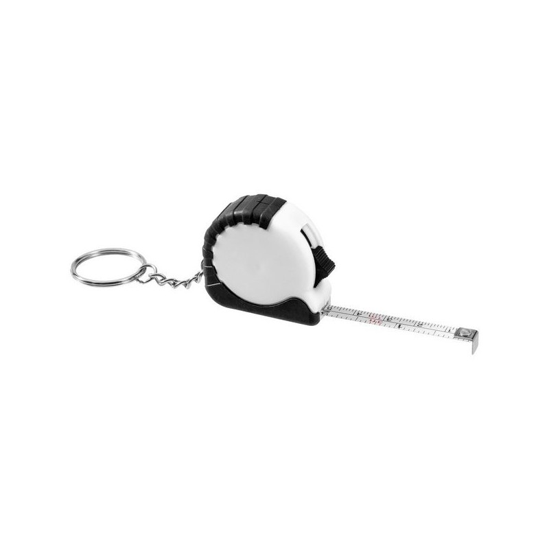 Porte-clés mètre-ruban 1 m Habana - Bullet à prix de gros - porte-clés mètre à prix grossiste