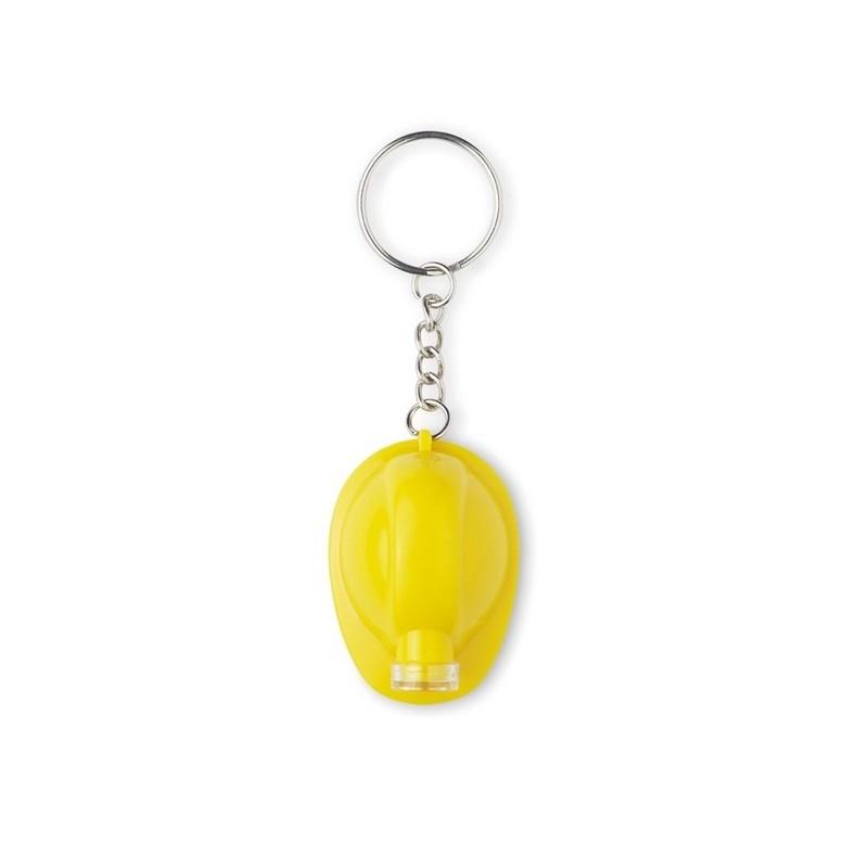 MINERO - Porte-clés casque - Porte-clés lampe à prix grossiste