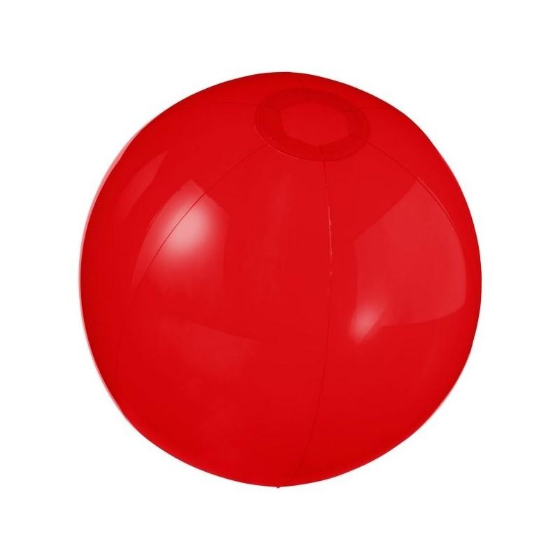Ballon de plage transparent Ibiza - Bullet à prix grossiste - Ballon de plage à prix de gros
