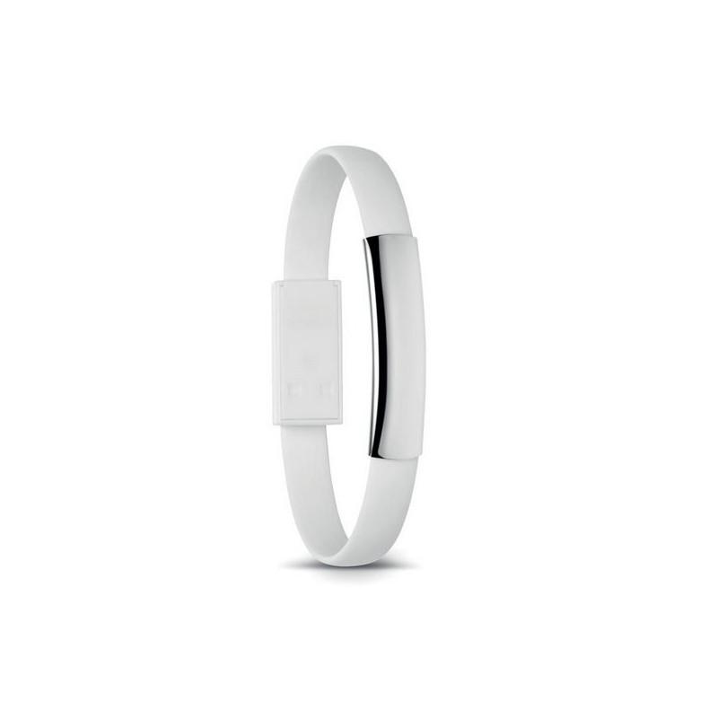 CABLET - Bracelet câble micro USB à prix de gros - Bracelet à prix grossiste