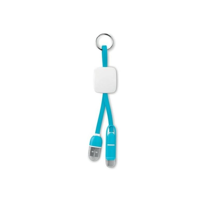 KEY RING C - Porte-clés USB type C - Adaptateur à prix grossiste