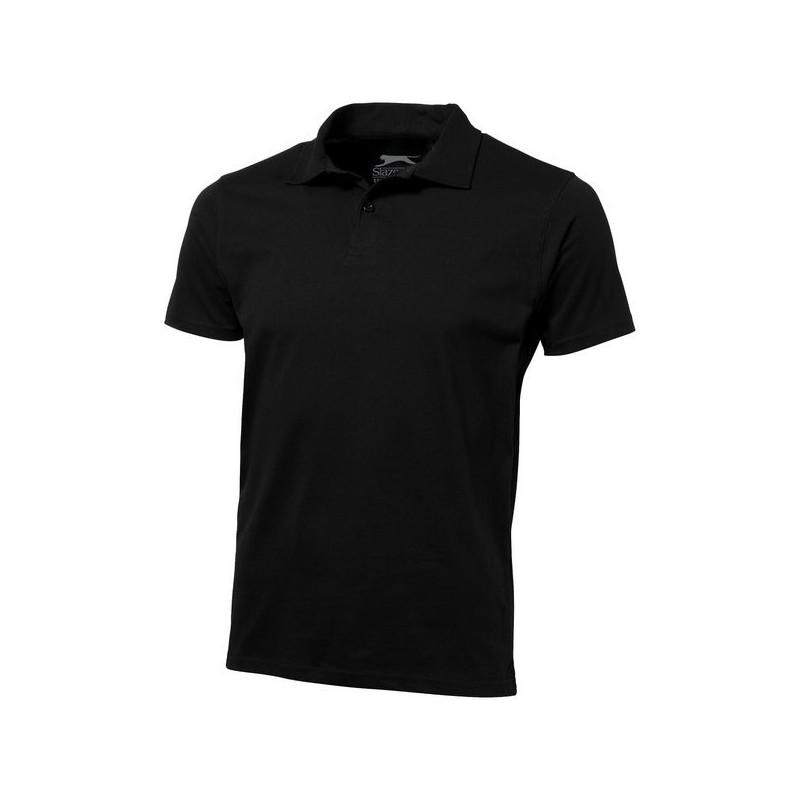 Polo en jersey manches courtes pour hommes Let - Slazenger - Polo homme à prix grossiste