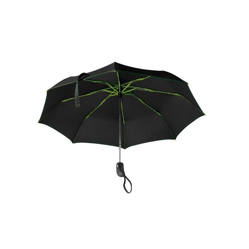 SKYE FOLDABLE - Parapluie tempête pliable à prix grossiste - Parapluie compact à prix de gros