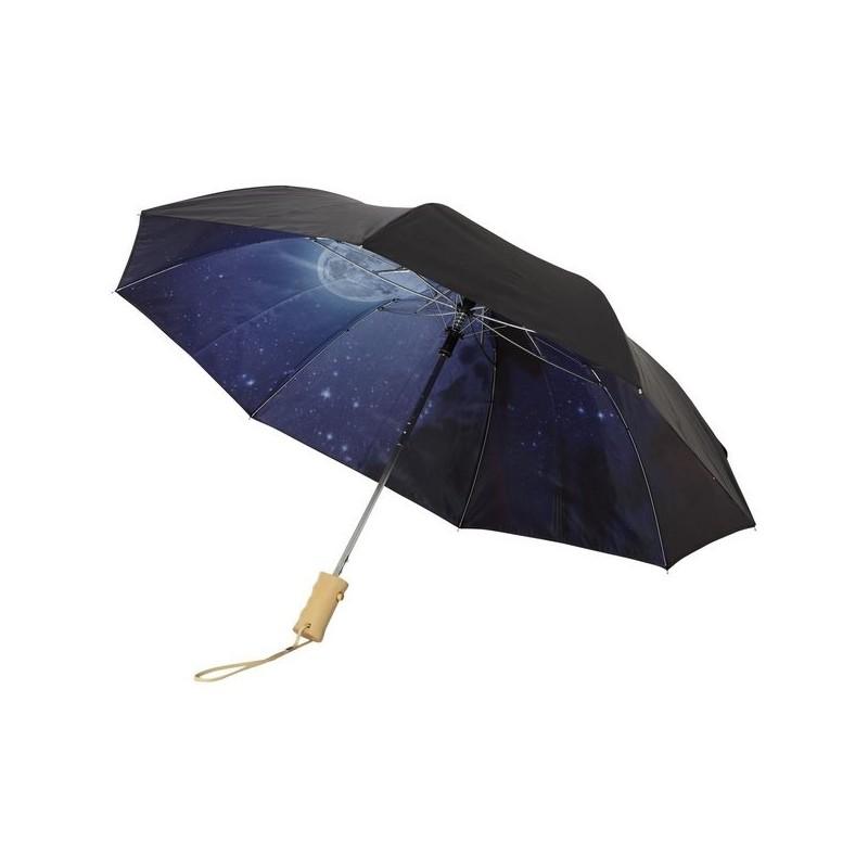 Parapluie pliable à ouverture automatique 21 Clear-night - Avenue - Parapluie compact à prix de gros
