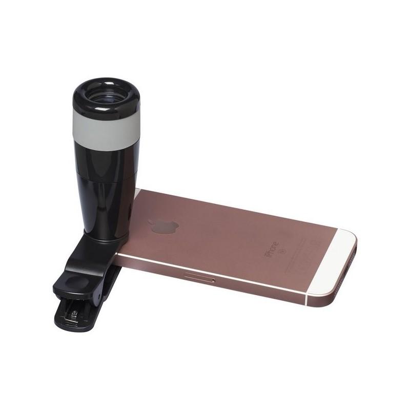 Lentilles x8 pour smartphone Zoom-in - Avenue - Accessoire photo à prix grossiste