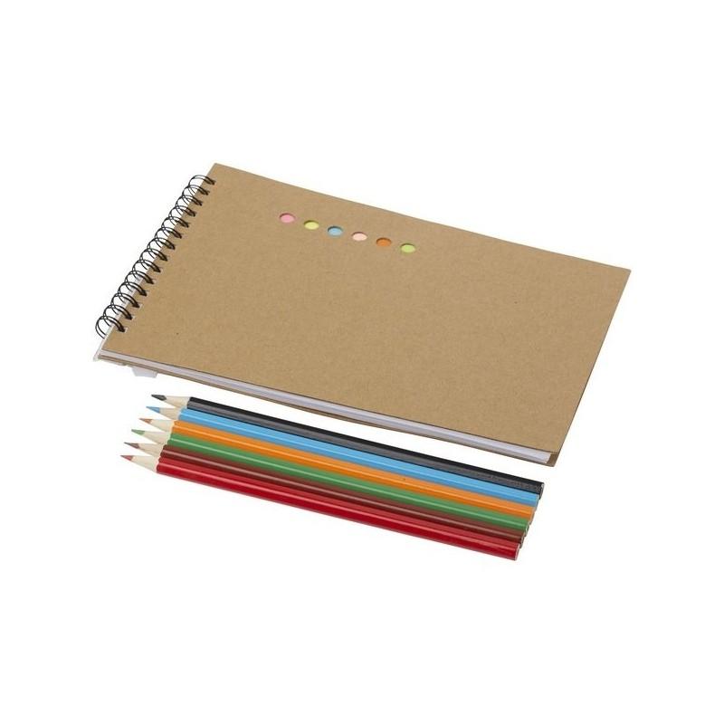 Set de coloriage Hoppi - Bullet à prix grossiste - Crayon de couleur à prix de gros