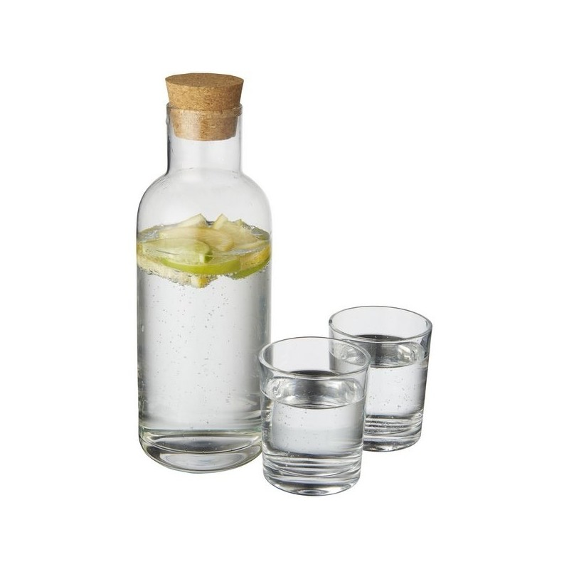 Ensemble carafe et verres Lane - Avenue - Carafe à prix grossiste
