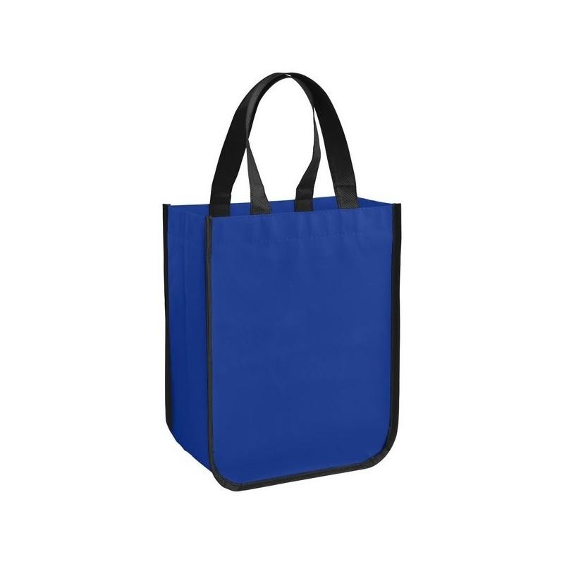 Petit sac shopping laminé - Bullet - Sac à prix grossiste