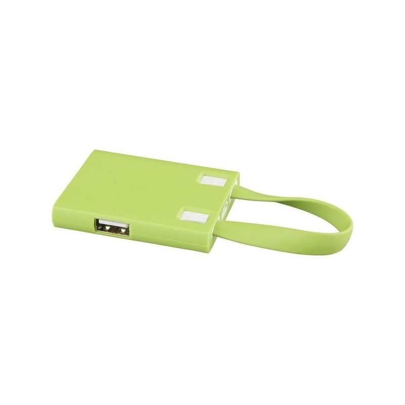 Hub USB avec cables 3 en 1 - Bullet à prix de gros - Cable de charge à prix grossiste